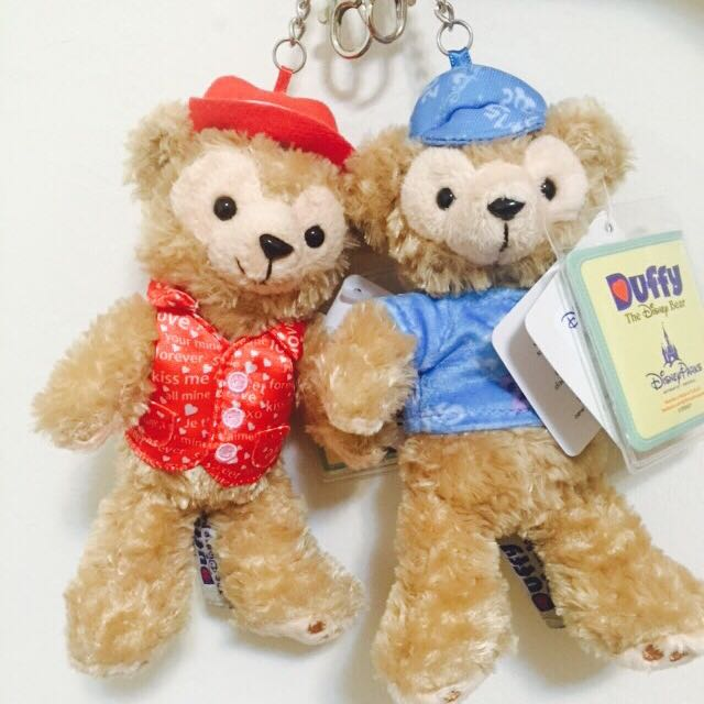 Duffy娃娃吊飾💝