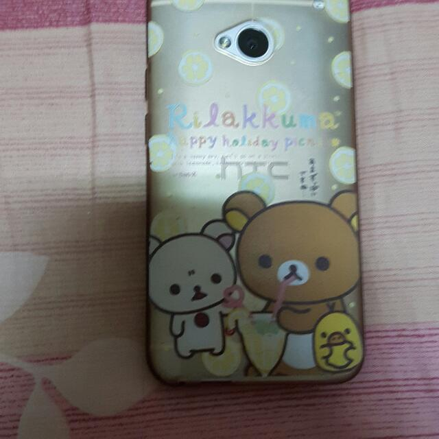 HTC M7 手機