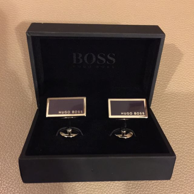 64161592d9913 Hugo Boss Cufflinks 袖口鈕