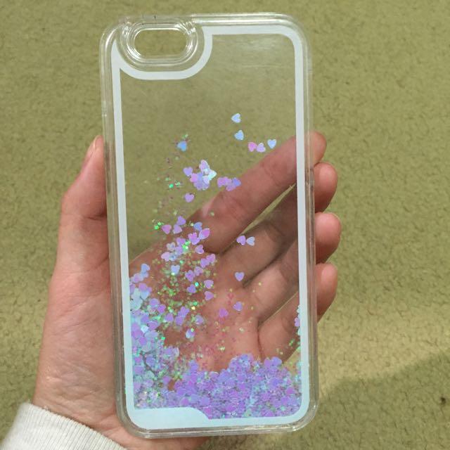 iPhone6 4.7吋殼-流沙殼