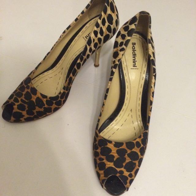 Italian Baldinini Heels