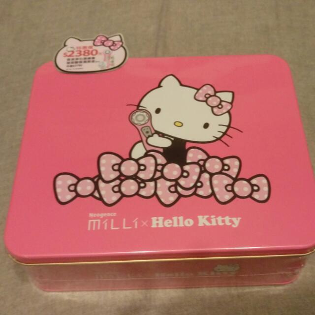 Neogence Milli ~Hello Kitty 音波淨化潔膚儀 洗臉機