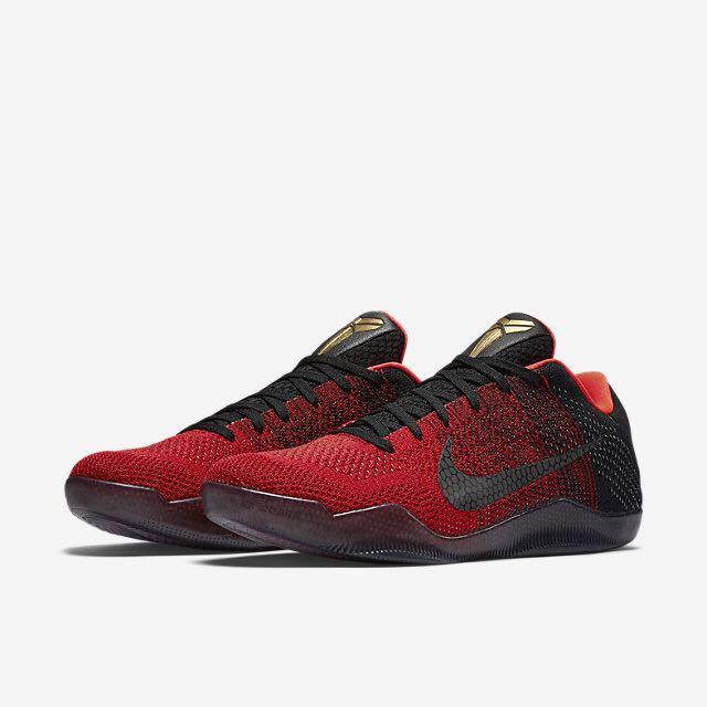 b8f84d152112 Nike Kobe XI Elite (Men) - University Red Black Bright Crimson ...