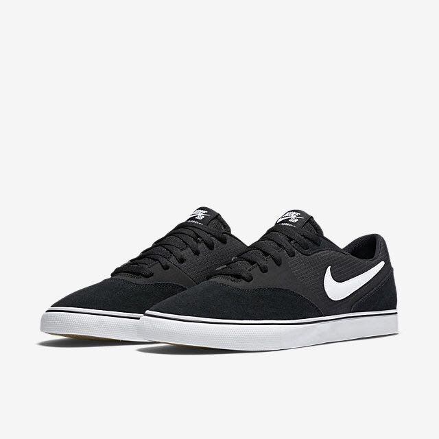 6729b47eb04738 Nike SB Paul Rodriguez 9 VR Black Cool Grey White Skate Shoe