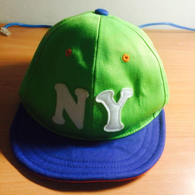 NY嘻哈帽