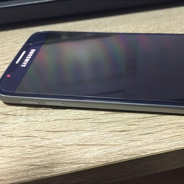 Samsung Galaxy S6 Black 32gb (pending Deal)