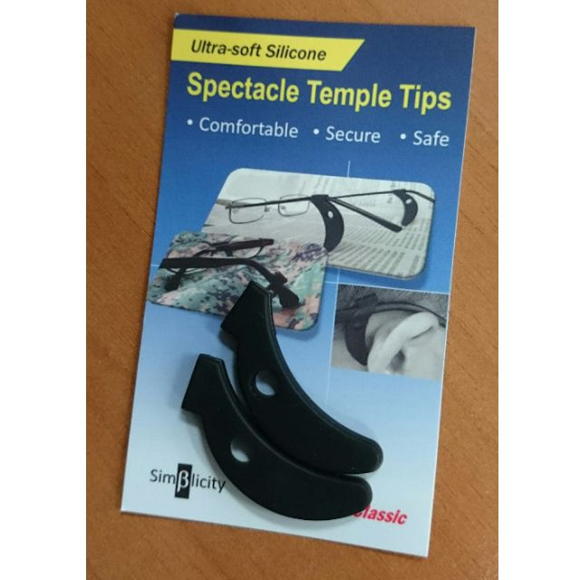 Spectacle Hook, Spectacle Tips, Spectacle Temple Tip, Spectacle Retainer