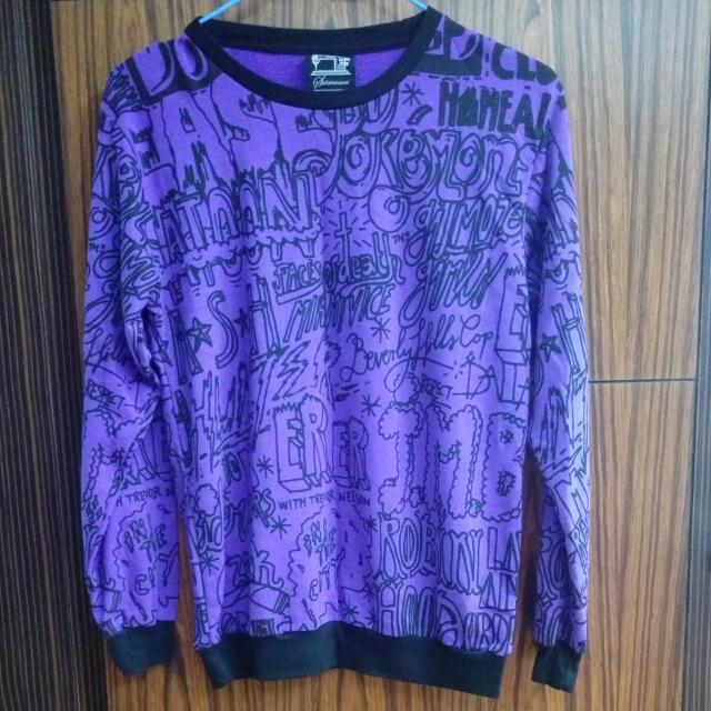 全新免運✨魅惑紫色T-shirt