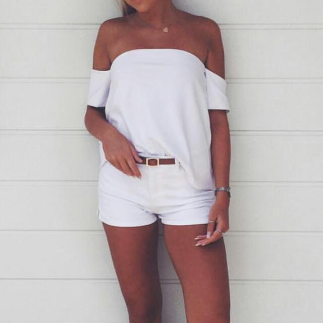 White Witchery Top