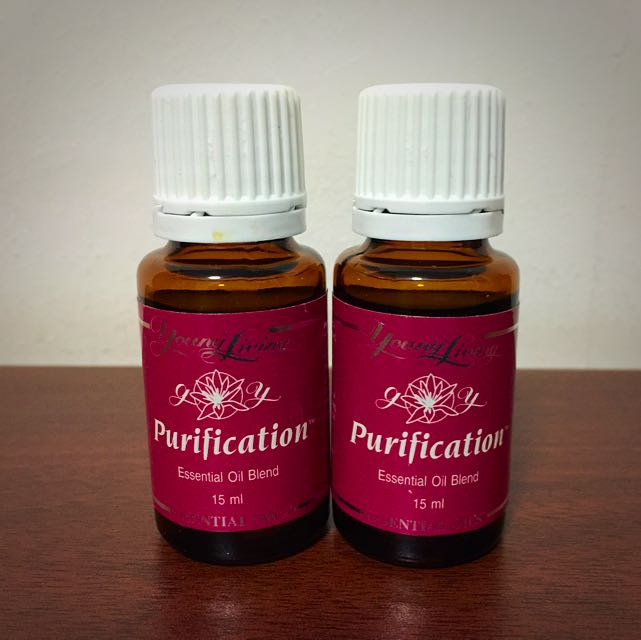 purification essential oil young living