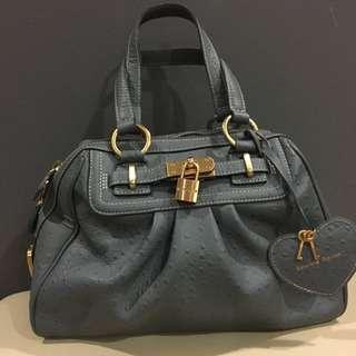 Samantha Thavasa Ostrich skin Bag