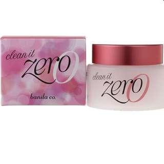 [3月份代購]Banila Co.卸妝霜 100ml (完美無瑕粉底液、CC Cream...)