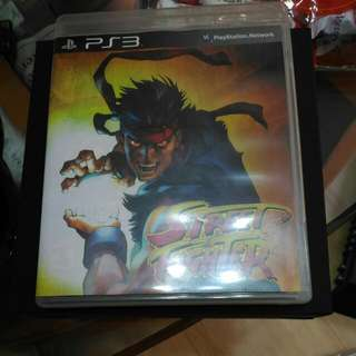 Ps3 Street Fighter