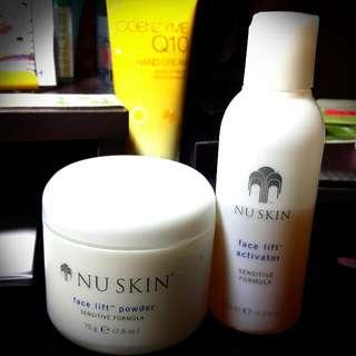 Nuskin如新美膚粉水