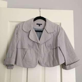 Ladakh Crop Jacket/Blazer Size 10