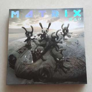 B.A.P MATRIX Album Unsealed