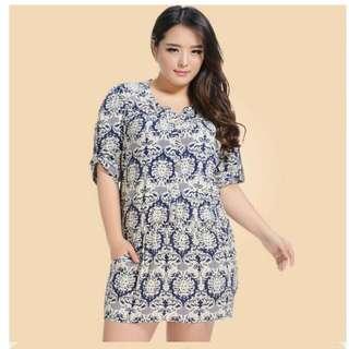 Brand New 100% Cotton Dress