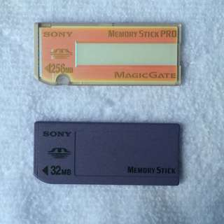 Sony Memory Sticks - Giveaway For Free
