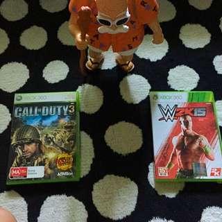 Xbox 360 遊戲片
