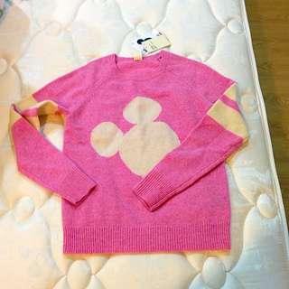 大降!全新Uniqlo 羊毛毛衣 尺寸S
