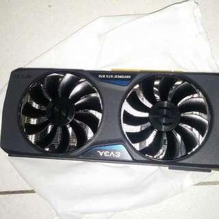 EVGA Gtx 970 Acx2.0 4gb Gddr5