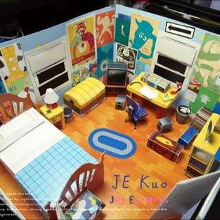 [有贈品]玩具總動員 安迪的房間 DIY 紙模型