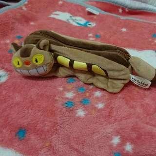 龍貓公車鉛筆盒