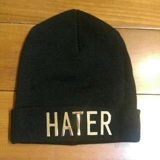 Hater毛帽