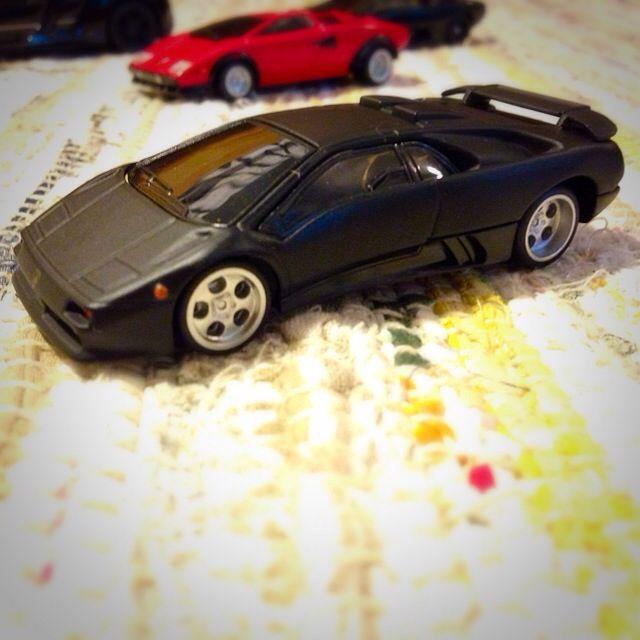 1991 Lamborghini Diablo 合金模型