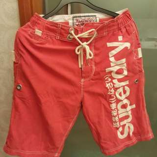 Super Dry Mens Shorts