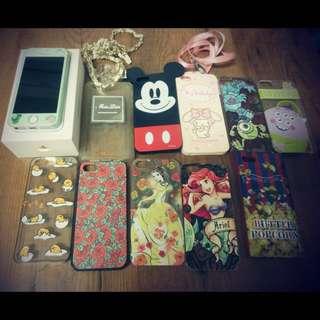 贈送東西多 Iphone5s 16g 金色