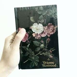 Vivienne Westwood 質感筆記本 記事本