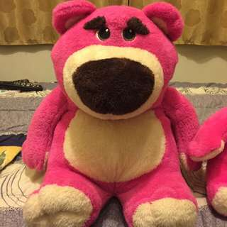 (保留)熊抱哥 40cm