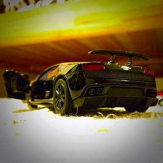 Lambirgini LP-560-4 合金模型車