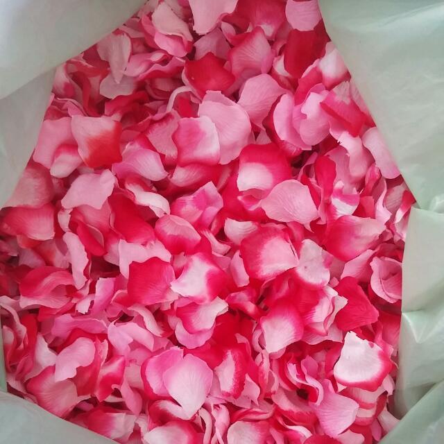 📍預訂📍一大包🌸假花瓣🌸便宜賣
