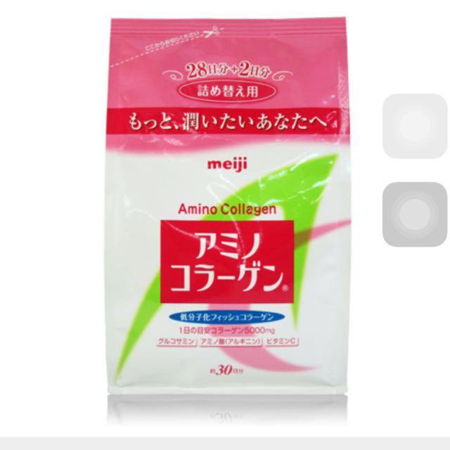 明治膠原蛋白粉(含運不議價)