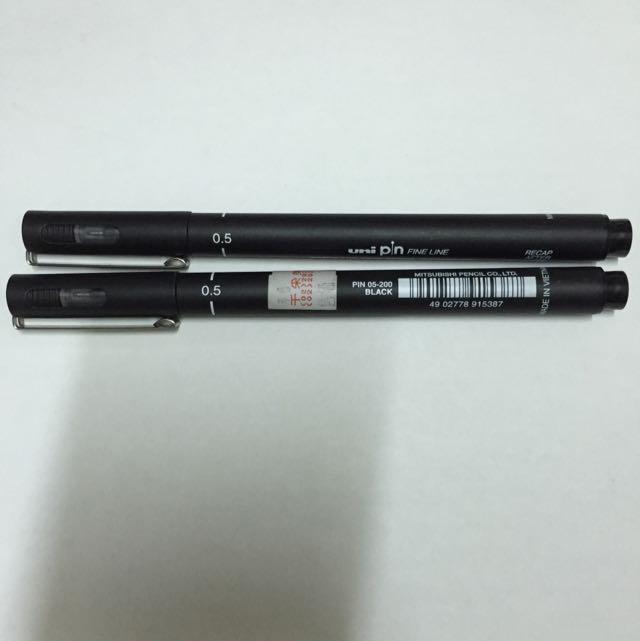 室內設計 代針筆 0.5 全新