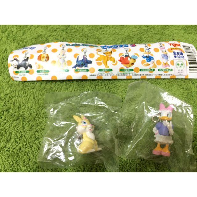 絕版迪士尼 可愛人物吊飾 最後一隻 邦妮兔 黛西