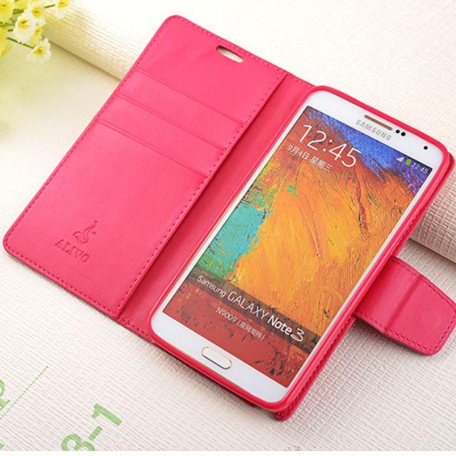 皮套 通用 三星note3/N9009/N9006/N9008 玫紅色