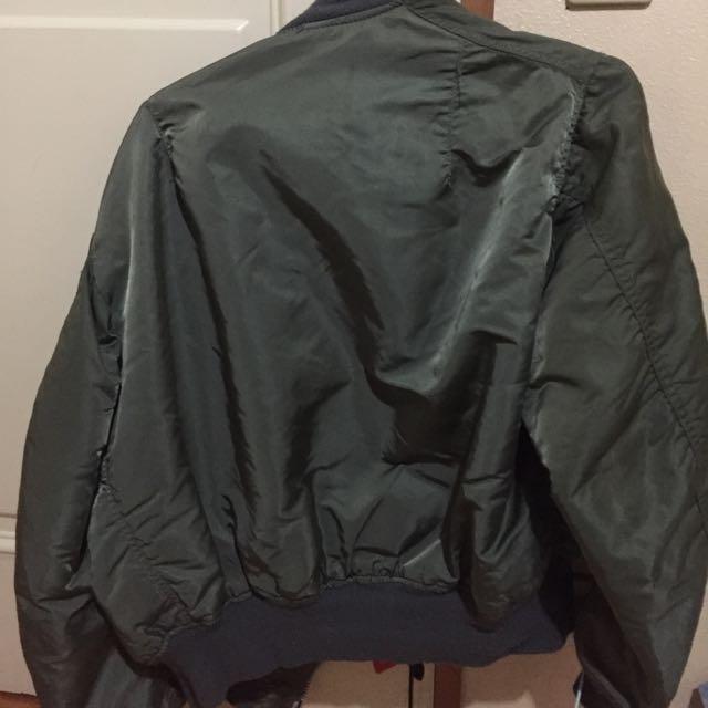 經典 Alpha MA-1 Flight Jacket 飛行夾克