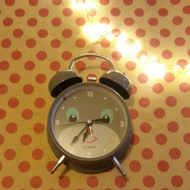 Adorable Mouse Clock