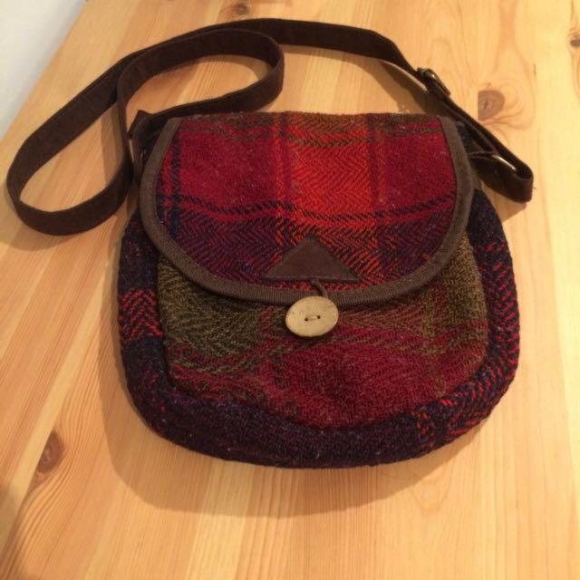 Old Handmade Bag