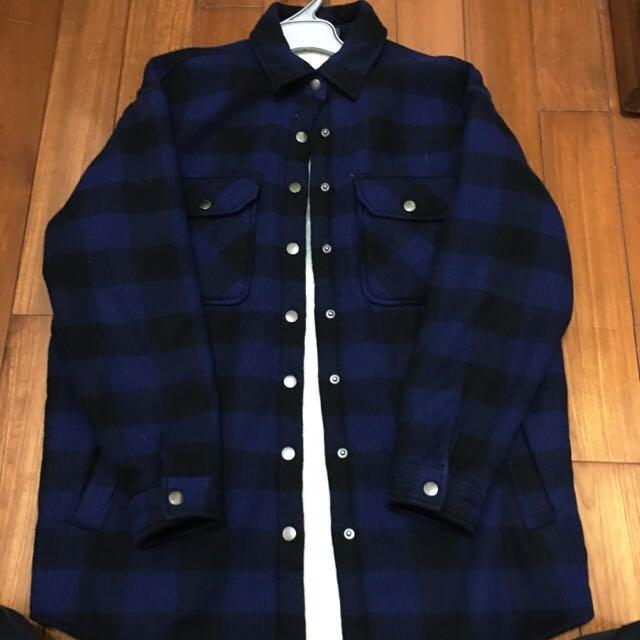 H:CONNECT內刷毛大衣外套