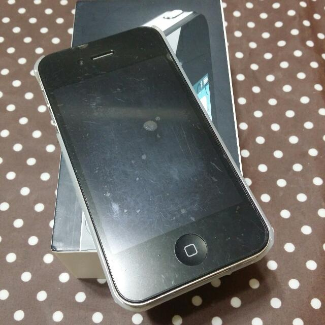 二手IPHONE4