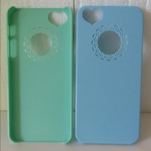 Iphone 5/5s Phone Cover 2 for $4