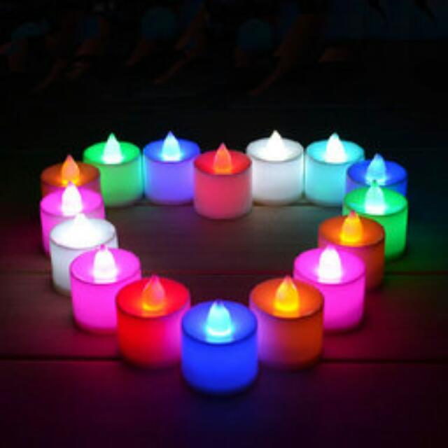 LED蠟燭 ♥求婚告白必備