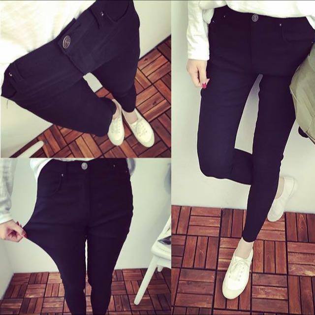 💡黑色長褲*M