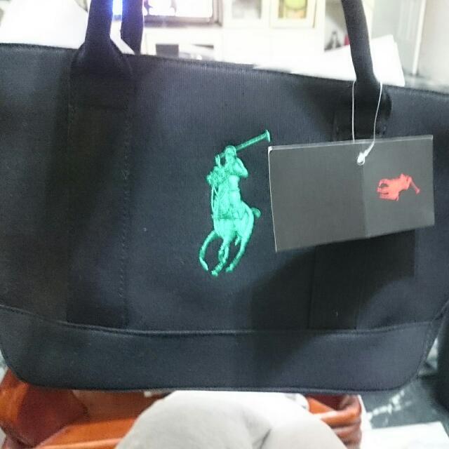 (待匯款)大馬POLO全新包包…