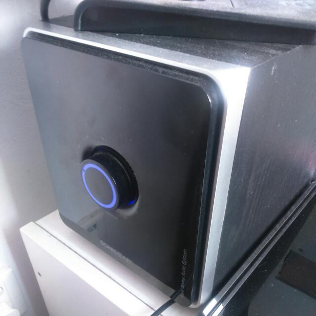 Pre Loved 2.1 Computer Speaker RESERVED