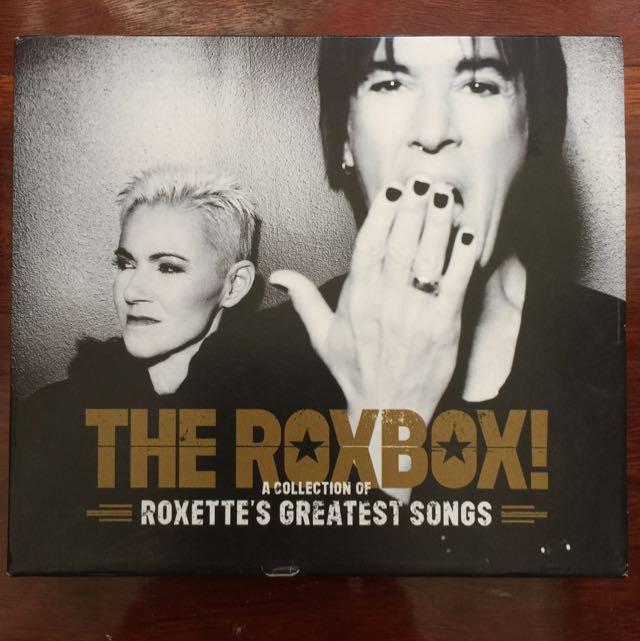 Roxette - The Roxbox! 4CD Box Set